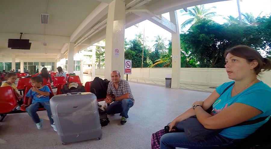 Автовокзал Самуи