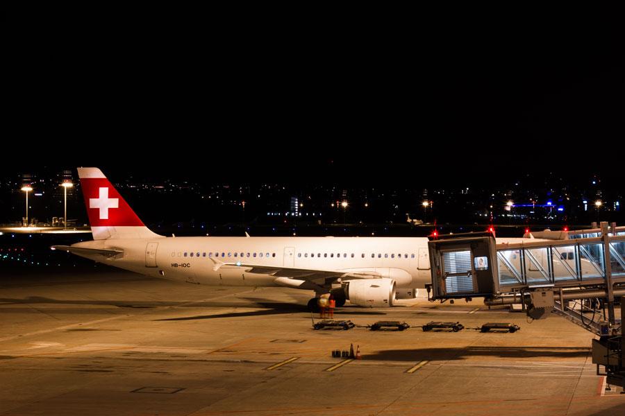 аэропорт г Цюрих