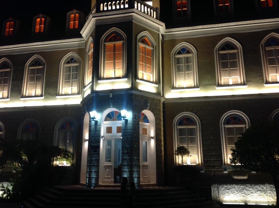 дворец Николы