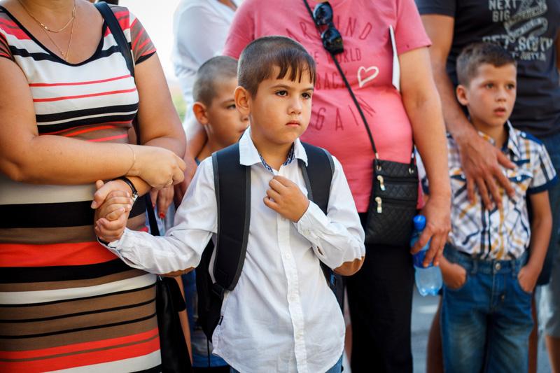 Константин Ярославич Герасимов идет в первый класс http://dvoyni.ru/