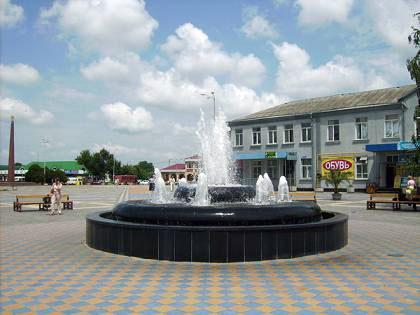 Белореченск. Краснодарский край