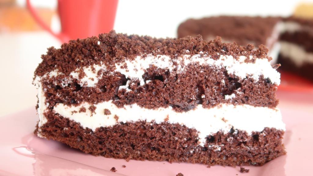 торт черный принц