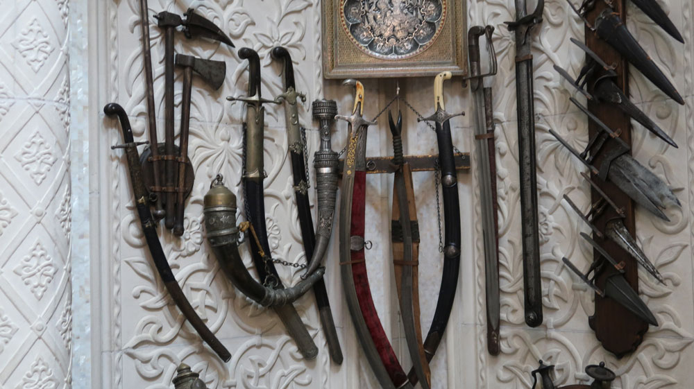 Поездка в Крым. Кабардинка Старый парк 19