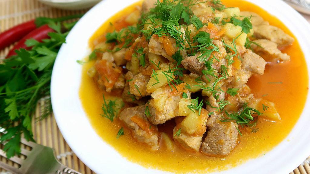 Вкусные кабачки с мясом