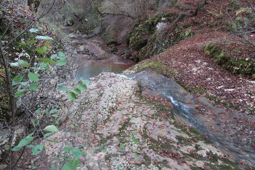 Водопады Краснодарского края