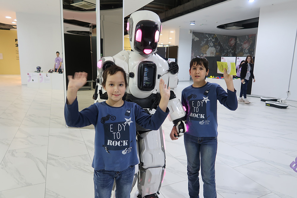 Фестиваль роботов Краснодар