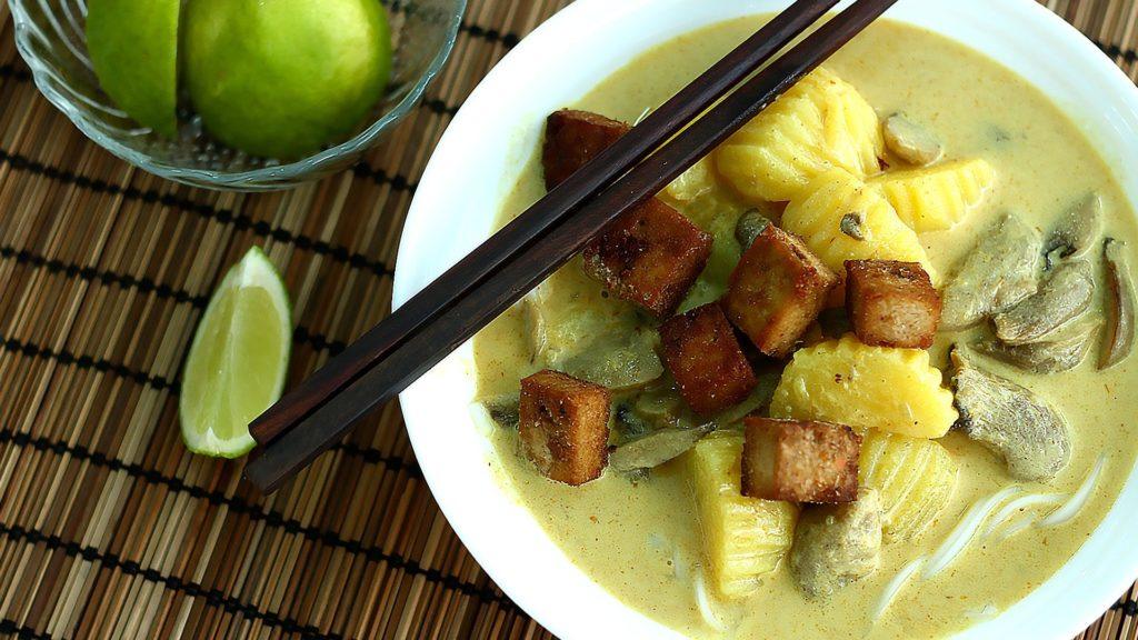 Као сой-вкус севера Таиланда