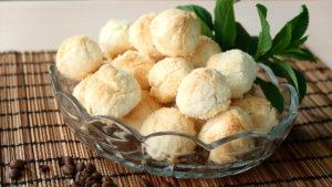 Кокосовое печенье Кокосанка